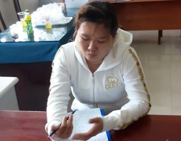 Nữ 8X rao bán đất ảo ở Quảng Nam chiếm đoạt 700 triệu thì bị bắt - Hình 1