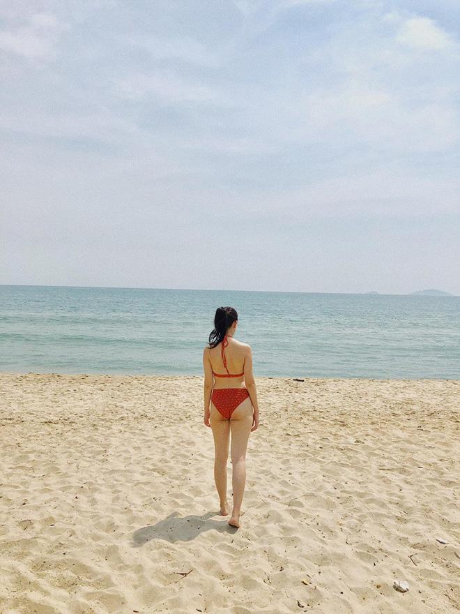 Nữ chính Mắt biếc gây bất ngờ khi diện bikini khoe hình thể gợi cảm: Lột xác hoàn toàn so với Hà Lan! - Hình 1