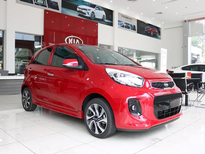 Phân khúc xe đô thị cỡ nhỏ: Toyota Wigo vượt mặt Kia Morning - Hình 4