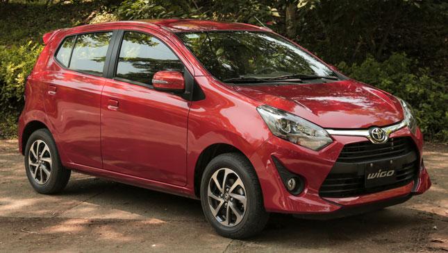 Phân khúc xe đô thị cỡ nhỏ: Toyota Wigo vượt mặt Kia Morning - Hình 3