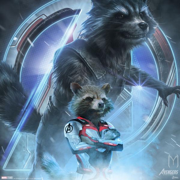 Rocket Raccoon: Từ kẻ trộm vặt nghiệp ngập trở thành một Avenger bảo vệ toàn vũ trụ - Hình 5