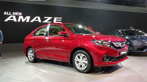 Honda Amaze 2019 giá chỉ 200 triệu, có gì để đấu Hyundai Grand i10 - Hình 3