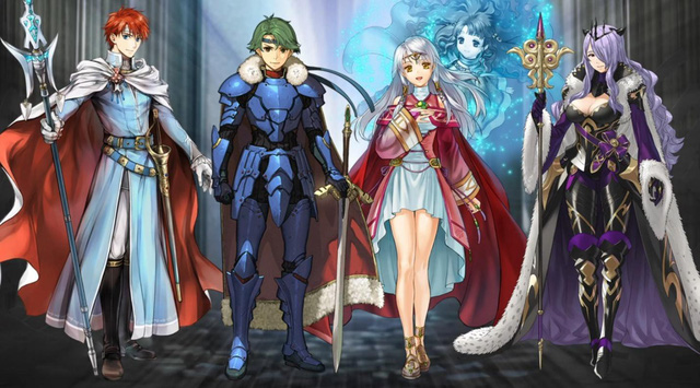 Tận hưởng Fire Emblem Heroes - Game nhập vai tuyệt đỉnh với nhiều điều mới mẻ - Hình 1