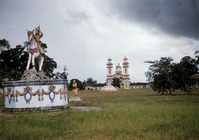 Tây Ninh năm 1958 cực sinh động qua ống kính người Mỹ - Hình 4