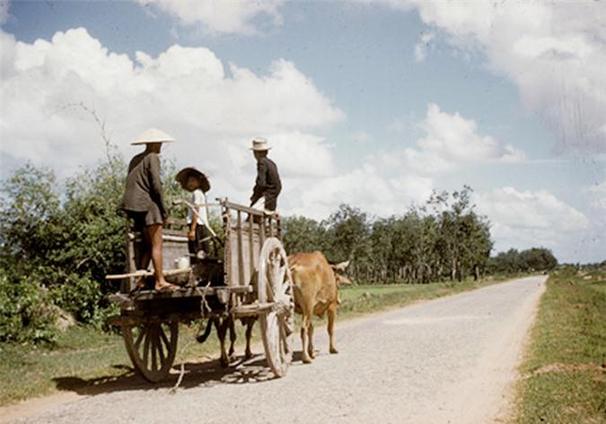 Tây Ninh năm 1958 cực sinh động qua ống kính người Mỹ - Hình 1