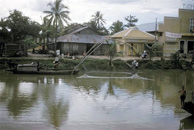 Tây Ninh năm 1958 cực sinh động qua ống kính người Mỹ - Hình 3