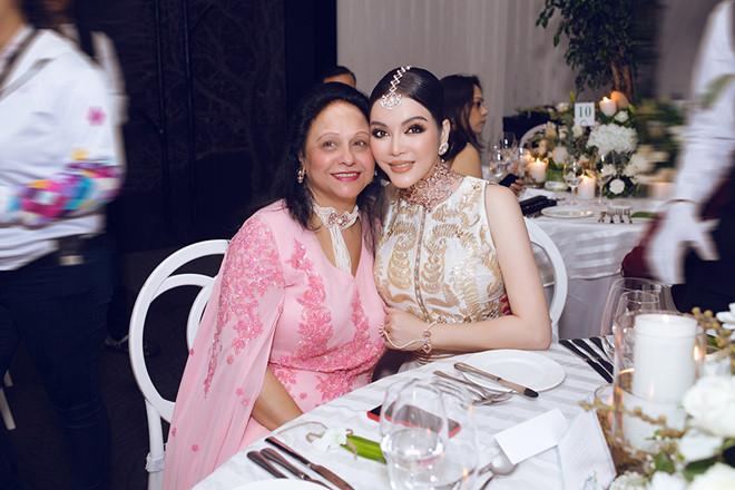 Tỉ phú Ấn Độ may váy dát vàng mời Lý Nhã Kỳ dự sinh nhật - Hình 7