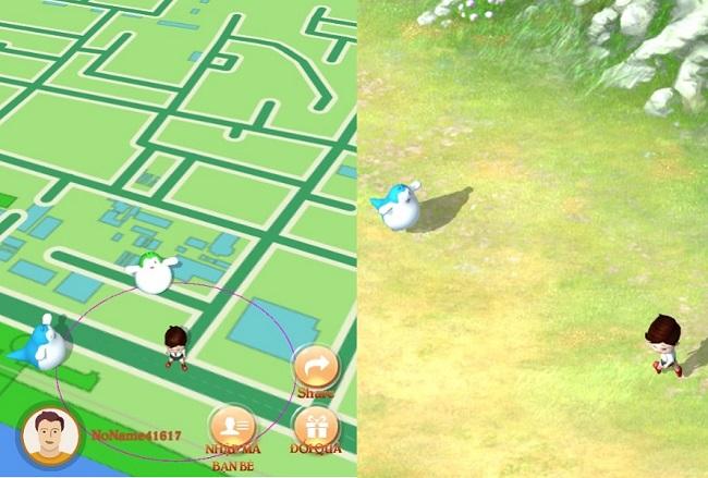 Toàn tập về TS Go - game bắt thú cưng phong cách Pokemon Go - Hình 2