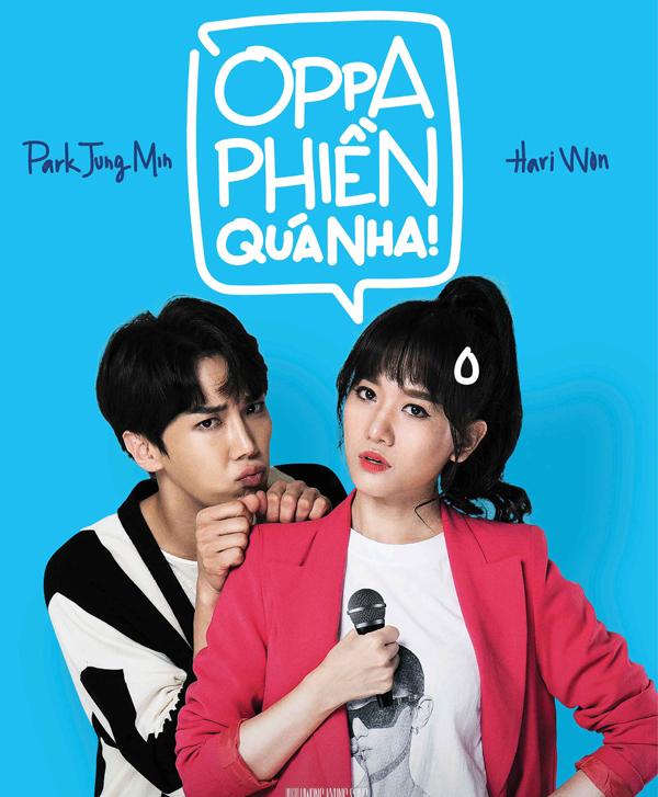 Trailer Oppa, Phiền Quá Nha: Gặp sự cố với Park Jung Min, Hari Won bức xúc dẹp luôn áo ngực - Hình 9