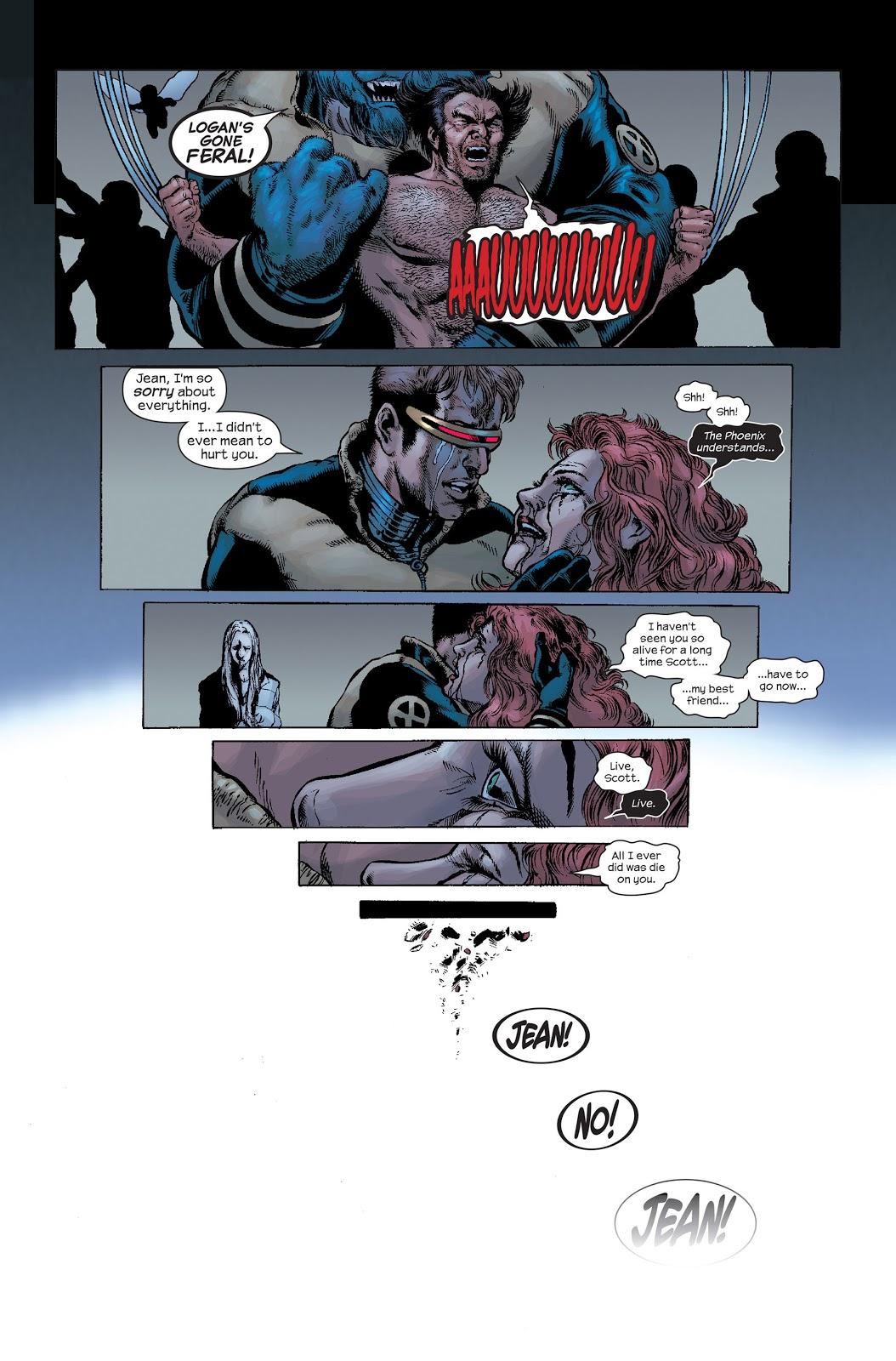 X-Men: White Phoenix of the Crown - Hình dạng mạnh nhất của Phoenix - Hình 2