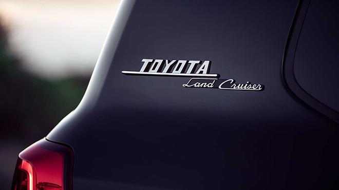 Toyota Land Cruiser phiên bản đặc biệt sản xuất giới hạn chỉ 1200 chiếc trên toàn thế giới - Hình 7