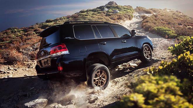 Toyota Land Cruiser phiên bản đặc biệt sản xuất giới hạn chỉ 1200 chiếc trên toàn thế giới - Hình 2