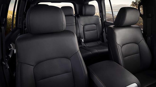 Toyota Land Cruiser phiên bản đặc biệt sản xuất giới hạn chỉ 1200 chiếc trên toàn thế giới - Hình 5