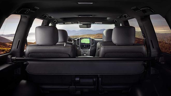 Toyota Land Cruiser phiên bản đặc biệt sản xuất giới hạn chỉ 1200 chiếc trên toàn thế giới - Hình 6