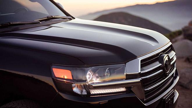 Toyota Land Cruiser phiên bản đặc biệt sản xuất giới hạn chỉ 1200 chiếc trên toàn thế giới - Hình 4