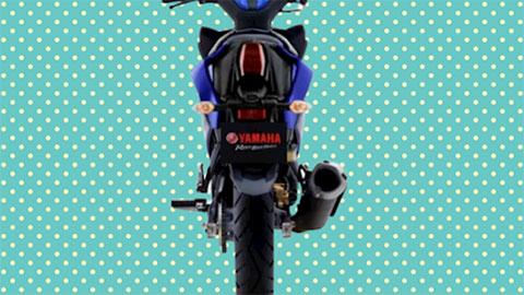Yamaha Exciter 155 VVA 2019 lộ thêm ảnh mới cực ngầu khiến fan phát sốt - Hình 5