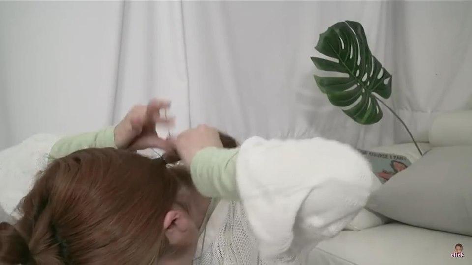 10 phút tạo tóc nữ thần chuẩn Hàn, 10 người để thì 9 người xinh xuất sắc - Hình 6