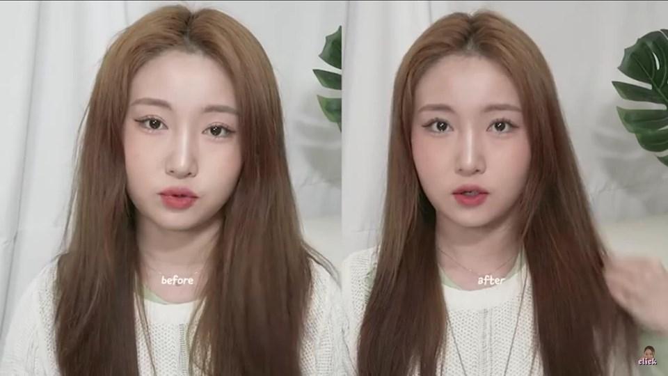 10 phút tạo tóc nữ thần chuẩn Hàn, 10 người để thì 9 người xinh xuất sắc - Hình 7