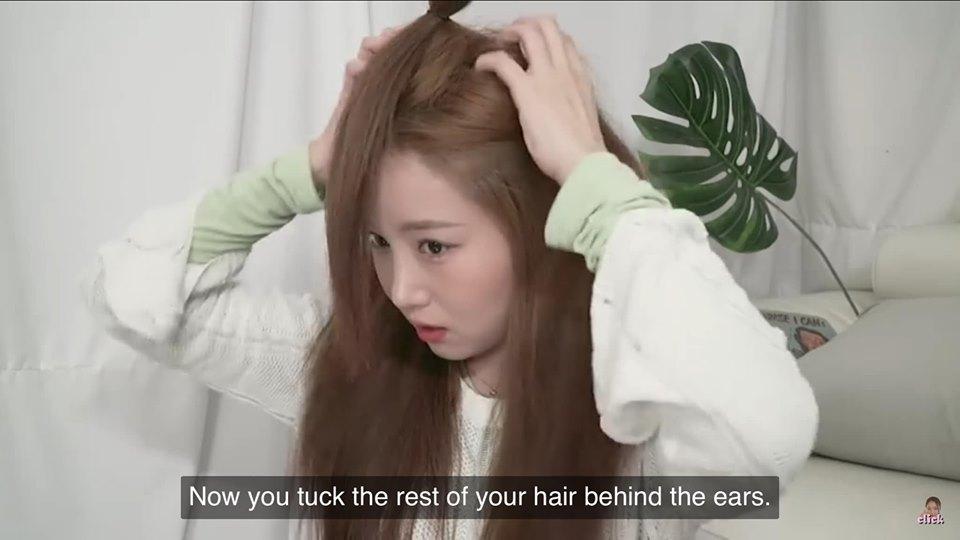 10 phút tạo tóc nữ thần chuẩn Hàn, 10 người để thì 9 người xinh xuất sắc - Hình 3