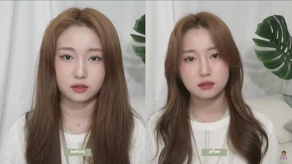 10 phút tạo tóc nữ thần chuẩn Hàn, 10 người để thì 9 người xinh xuất sắc - Hình 14