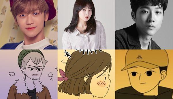 23 phim truyền hình Hàn Quốc chuyển thể từ webtoon sẽ lên sóng năm 2019 - Hình 12