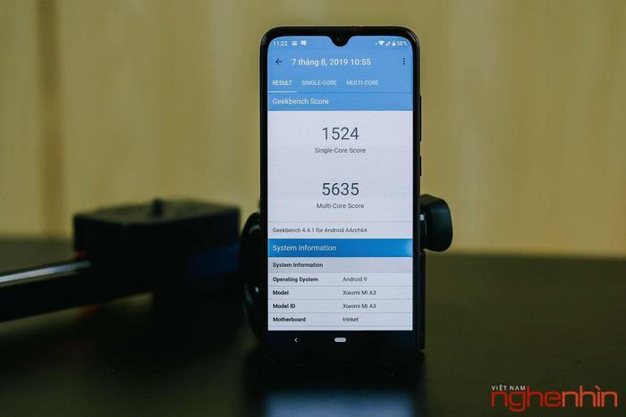 48 giờ cùng Xiaomi Mi A3: Android gốc mượt mà, camera chất lượng, pin trâu - Hình 6