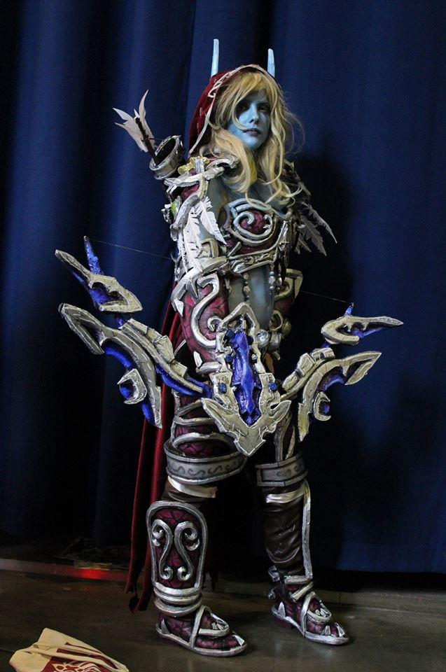Sylvanas windrunner - Chiến binh băng giá của World of Warcraft - Hình 6