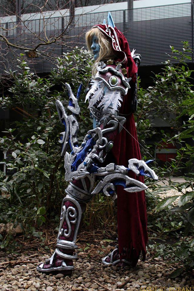 Sylvanas windrunner - Chiến binh băng giá của World of Warcraft - Hình 1