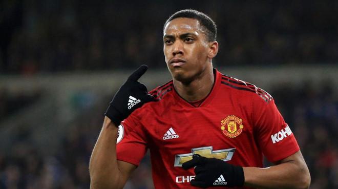 Anthony Martial có thể trở thành Thierry Henry của MU - Hình 1