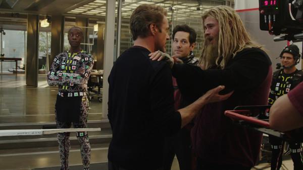 Avengers: Endgame - 12 chi tiết mới được tiết lộ trong Bluray - Hình 3