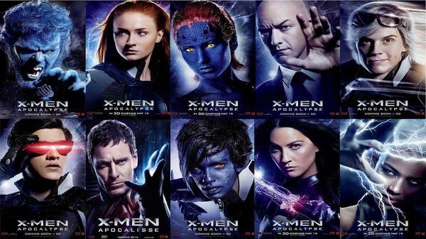 Bạn có bao giờ thắc mắc vì sao nhiều X-Men lại có da màu xanh? - Hình 1