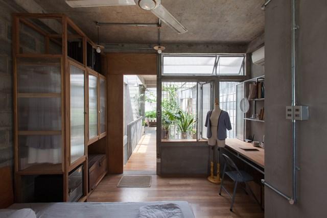 Bản thiết kế có một không hai của ngôi nhà ở TP. Hồ Chí Minh - Hình 9
