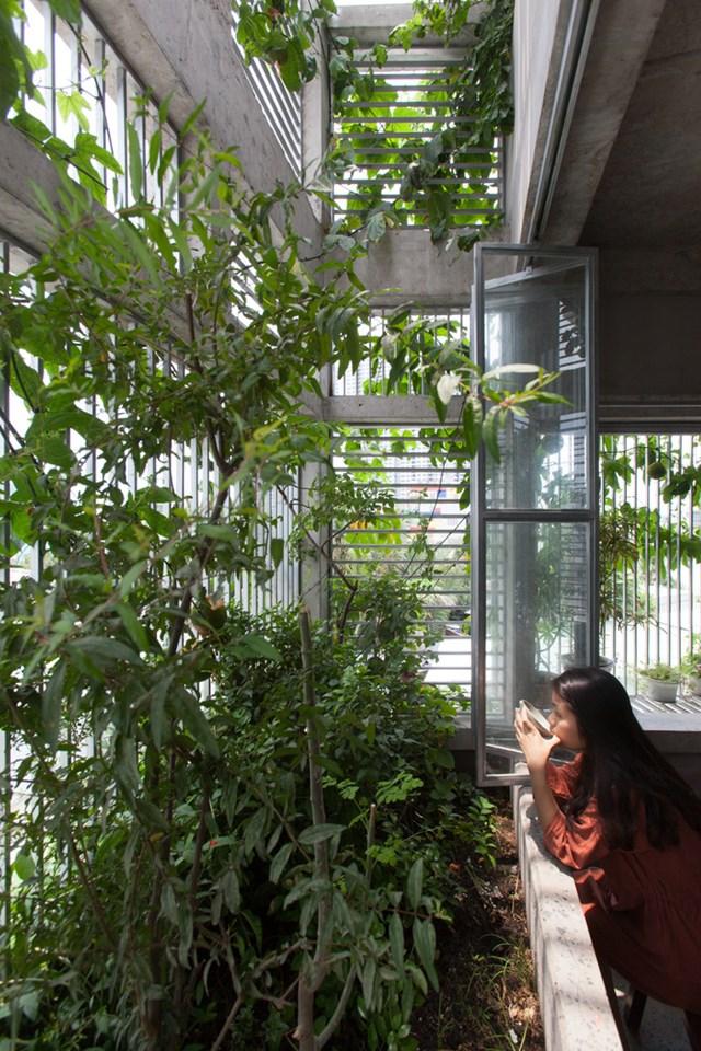 Bản thiết kế có một không hai của ngôi nhà ở TP. Hồ Chí Minh - Hình 13