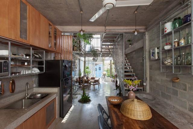 Bản thiết kế có một không hai của ngôi nhà ở TP. Hồ Chí Minh - Hình 2