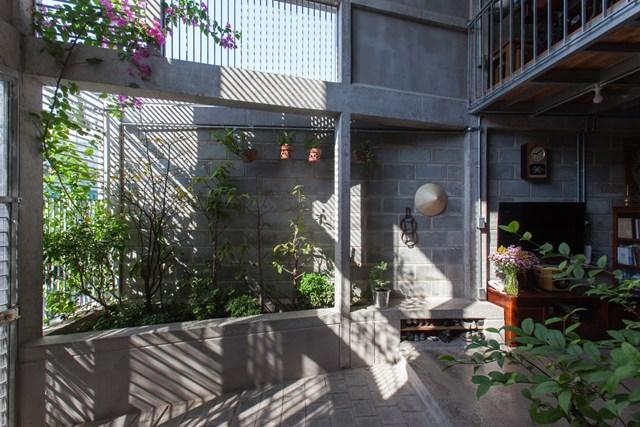 Bản thiết kế có một không hai của ngôi nhà ở TP. Hồ Chí Minh - Hình 5