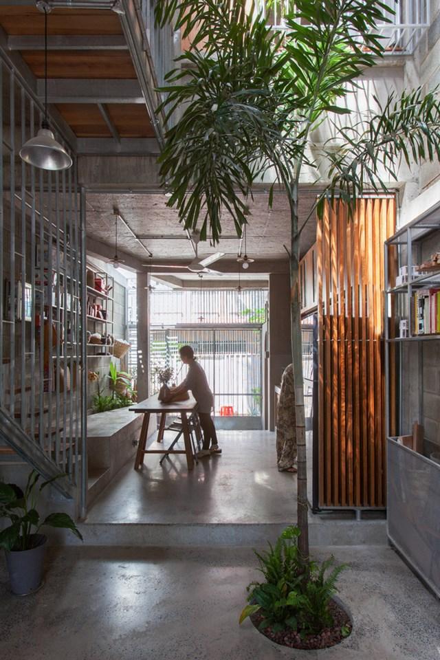 Bản thiết kế có một không hai của ngôi nhà ở TP. Hồ Chí Minh - Hình 7
