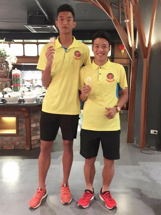 Bất ngờ thủ môn của U22 Việt Nam cao 1,93m hơn Đặng Văn Lâm 5cm - Hình 2