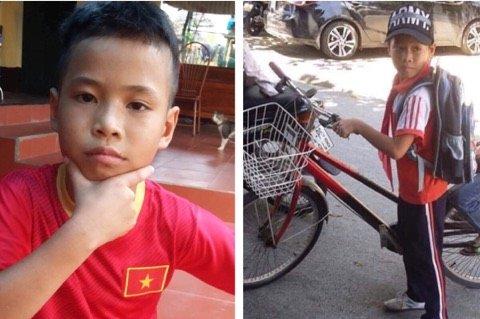 Bé trai 11 tuổi mất tích bí ẩn sau khi đi đổ rác - Hình 1