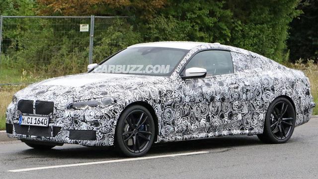 BMW 4-Series mới lộ diện - Tiểu 8-Series cho fan Bim - Hình 1