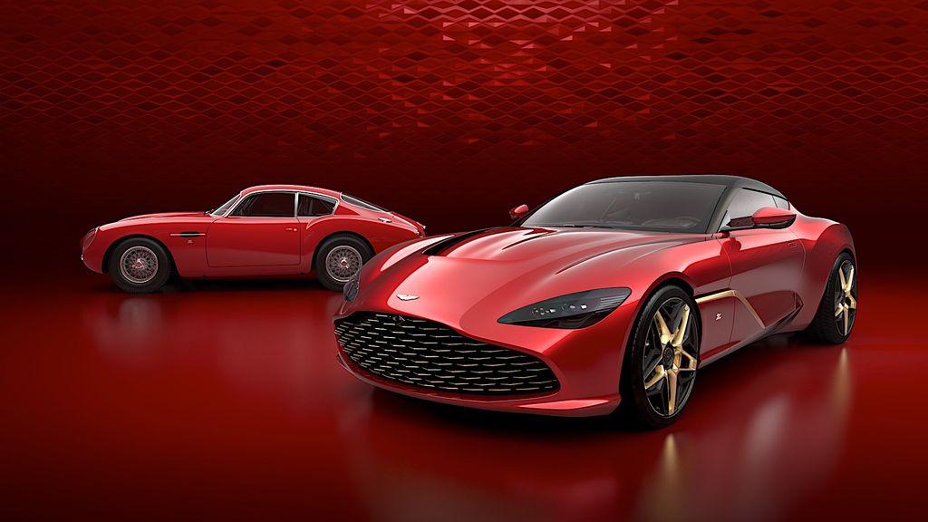 Bộ đôi cực phẩm Aston Martin DB4 GT Zagato và DBS GT Zagato chính thức được sản xuất thương mại - Hình 2