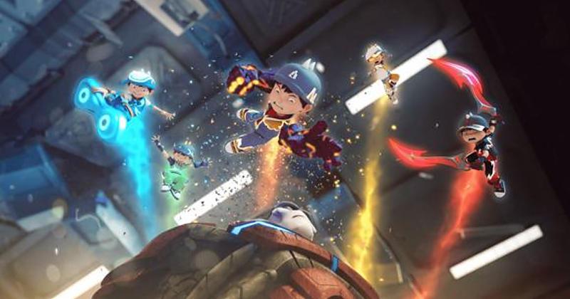 BoBoiBoy 2: Cuộc Chiến Ngân Hà - BoBoiBoy cùng những người bạn sẽ ra mắt khán giả Việt - Hình 1