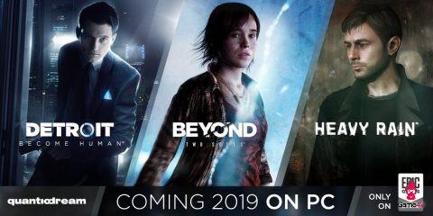 'Cha đẻ' Detroit: Become Human hủy toàn bộ game độc quyền trên PlayStation - Hình 2