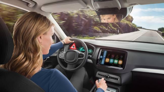 Bosch phát triển màn hình 3D không kính trên xe hơi - Hình 1
