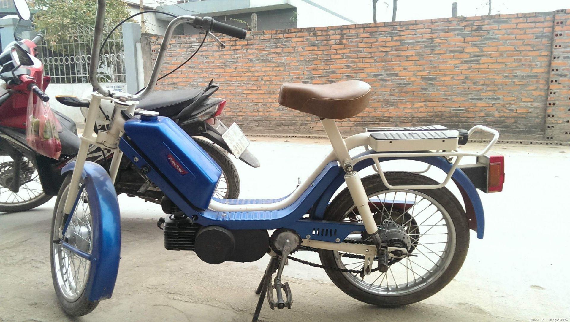 Chiếc xe máy đầu tiên - ước mơ thời bao cấp - Hình 5