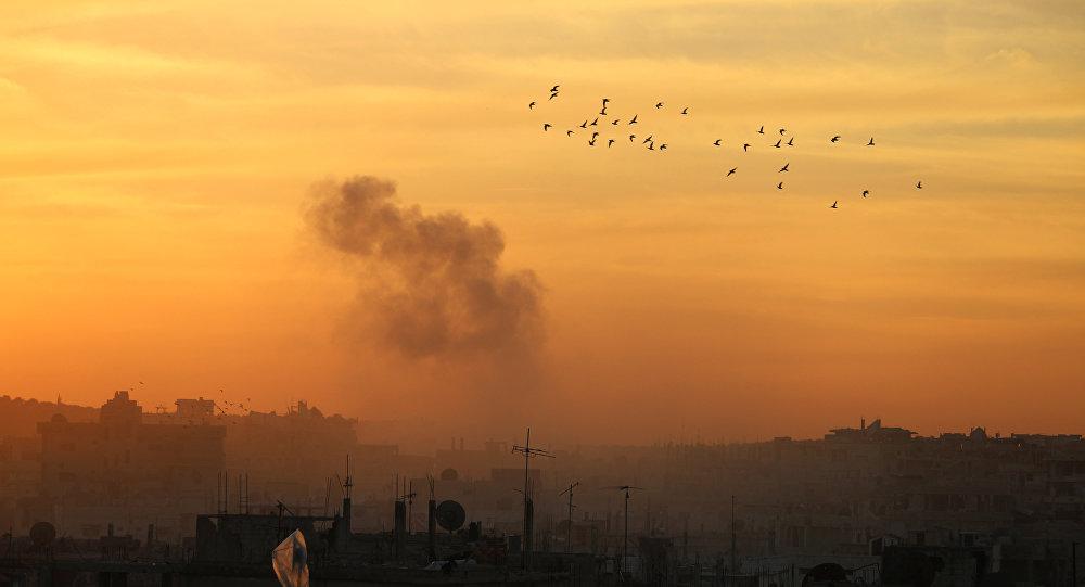 Đại chiến Syria: Đánh nhau ác liệt ở địa ngục Idlib - Hình 1