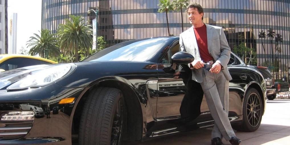 Dàn xe triệu đô của Rambo 73 tuổi Sylvester Stallone - Hình 6