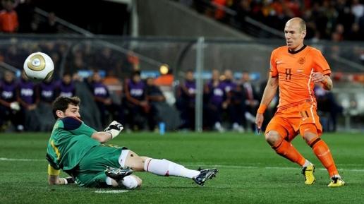 ĐH Hà Lan tranh hùng với TBN tại chung kết World Cup 2010 giờ ra sao? - Hình 10