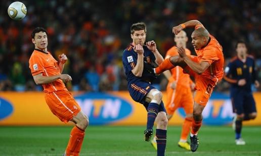 ĐH Hà Lan tranh hùng với TBN tại chung kết World Cup 2010 giờ ra sao? - Hình 8