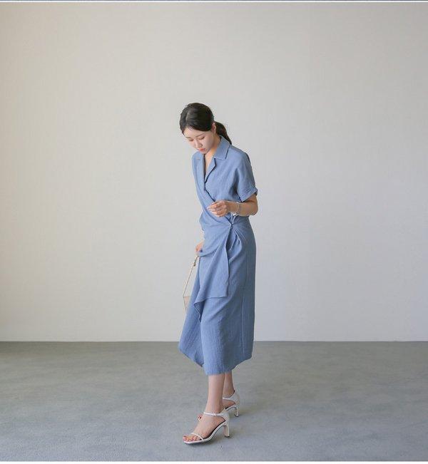 Diện váy liền đi làm, đây là những mẫu vừa hợp mốt lại rất thanh lịch chị em nên chọn - Hình 8