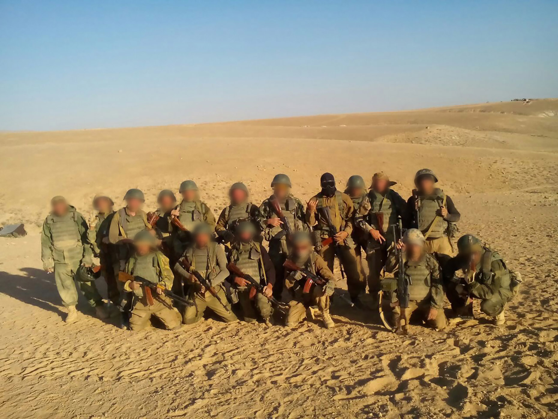 Đội quân bí mật của Nga đổ bộ vào quốc gia Trung Phi như thế nào? - Hình 2
